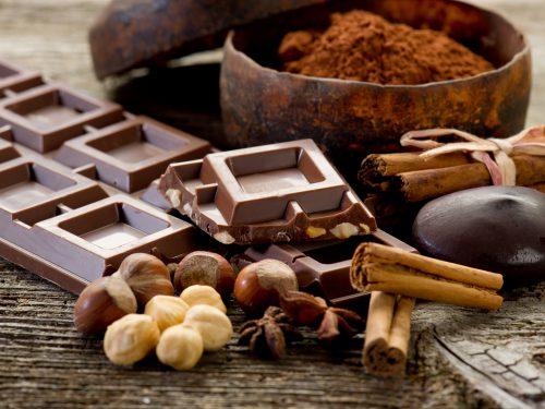 Schokolade In Maßen Genossen Ist Gesund