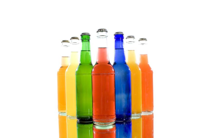 Softdrinks Wiegen Schwer Auf Hüften