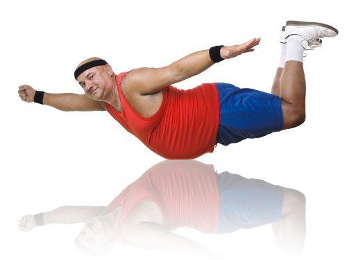 Experten: Übergewicht Ist Ein Überlebensvorteil. Foto: (c) Luis Louro - Fotolia.com