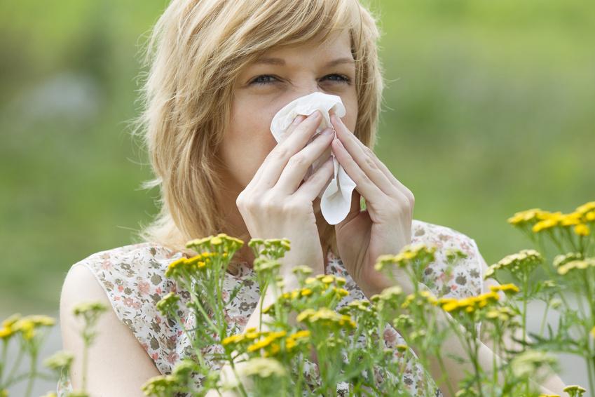Gegen Pollen Richtig Schützen