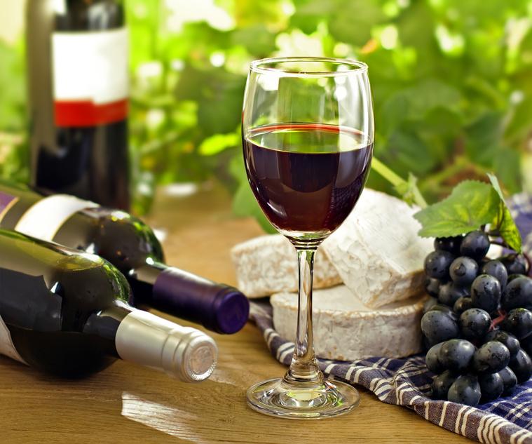 Rotwein In Maßen Weiterhin Unbedenklich