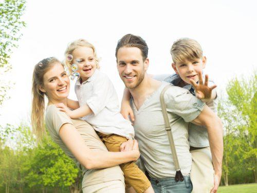 Studie: Bis Zum Vierten Geburtstag Sind Eltern Glücklicher Als Kinderlose. Foto: (c) Drubig-photo - Fotolia.com