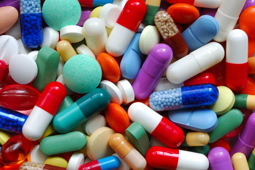 Zu Viele Tabletten Sind Auch Nicht Gut!