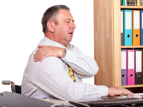 Hilfe Gegen Steife Schulter (Frozen Shoulder)