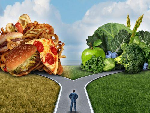 Diäten: Nicht Immer So Gesund Wie Es Scheint. Einseitige Ernährung Kann Mangelerscheinungen Hervorrufen Und Den Körper Schädigen.