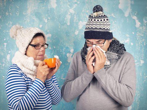 Erkrankungen Im Winter Ernst Nehmen Foto: © Jenny Sturm, Fotolia.com