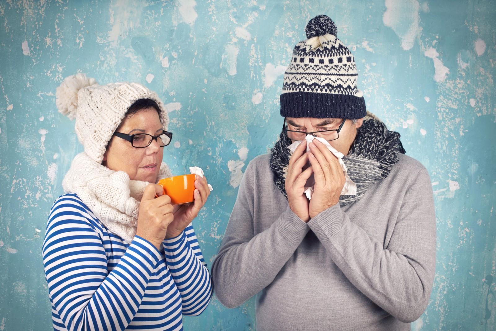 Erkrankungen Im Winter Ernst Nehmen