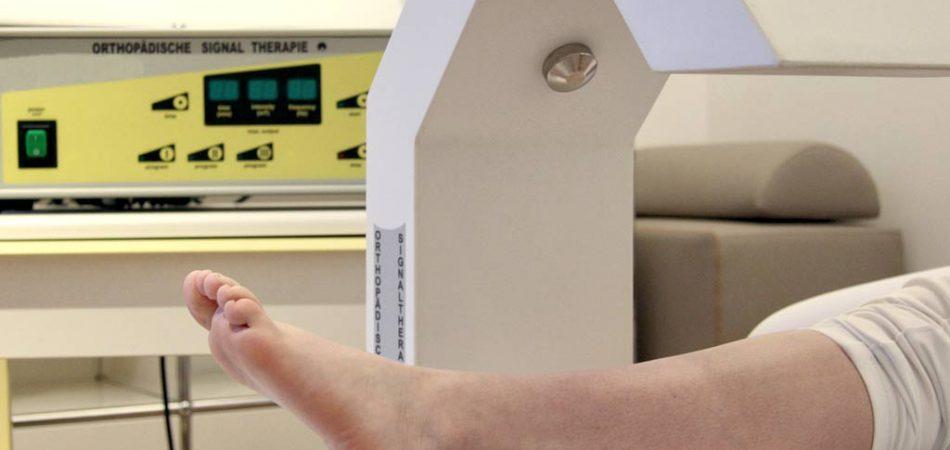 Orthopädische Magnetfeldtherapie